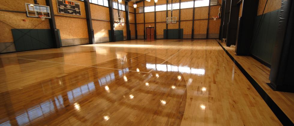 Gym Floor Refinishing Hawaii
